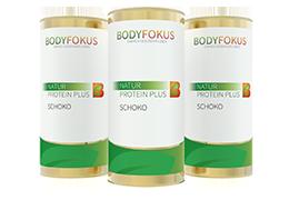 Natur Protein Plus - 3 Dosen